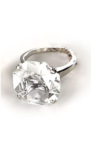 obrączka na serwetki w formie pierścienia