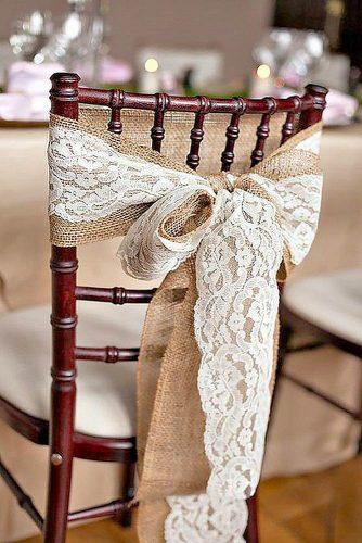 dekoracje na krzesła
