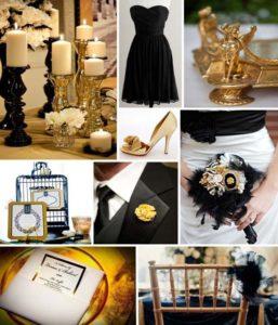 styl gramour w dekoracjach ślubnych