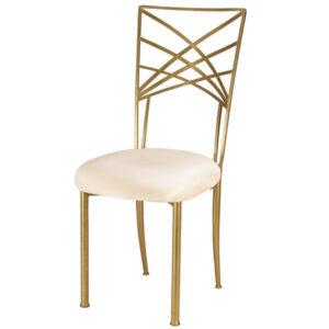 złote krzesła na wesele