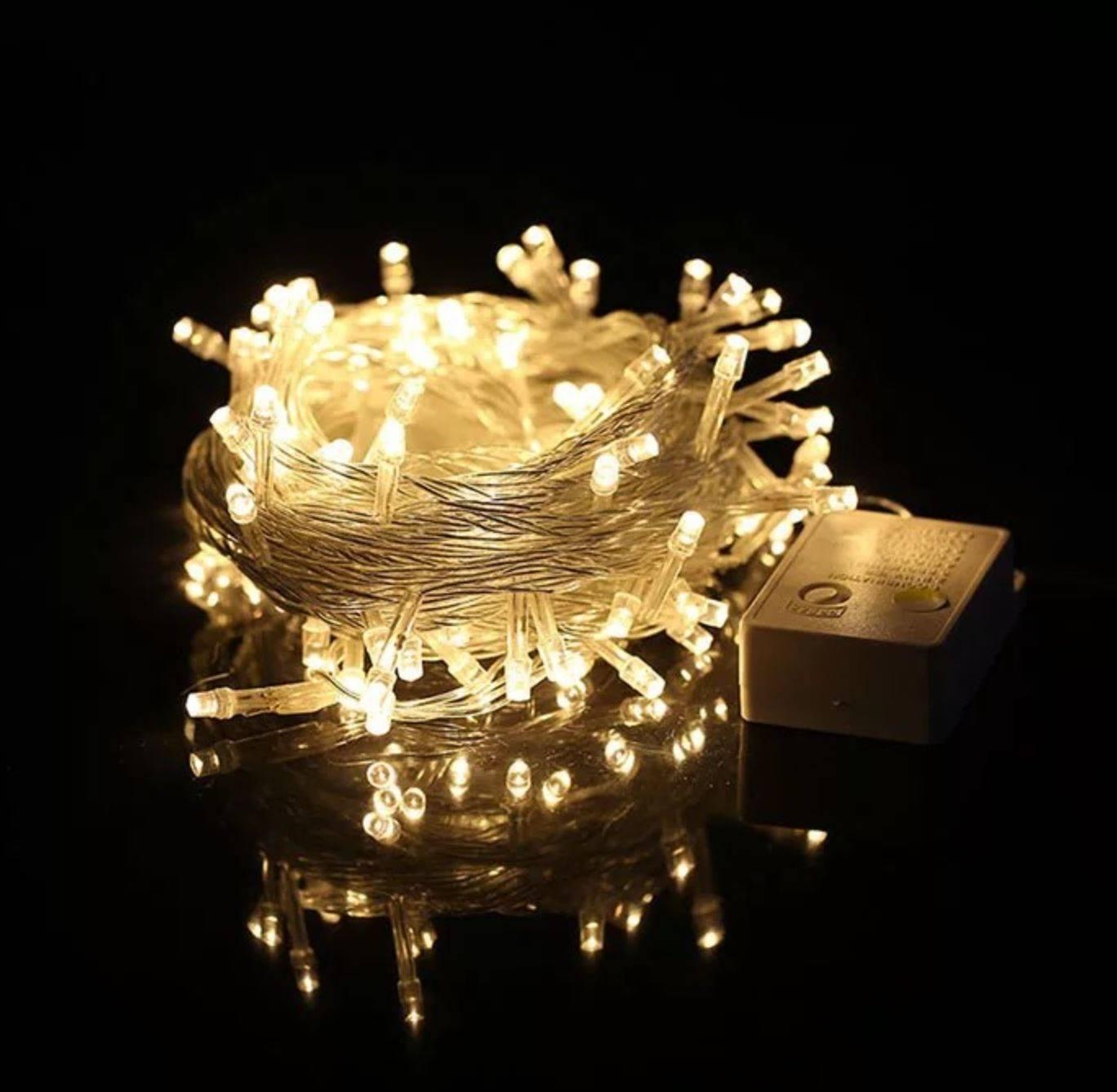 Lampki Led 10 M