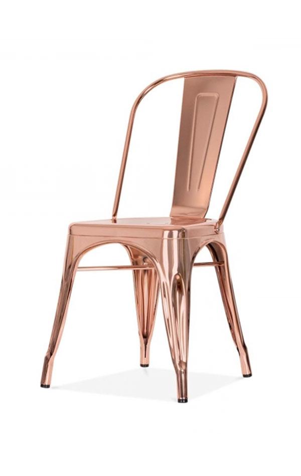 krzesła industrialne