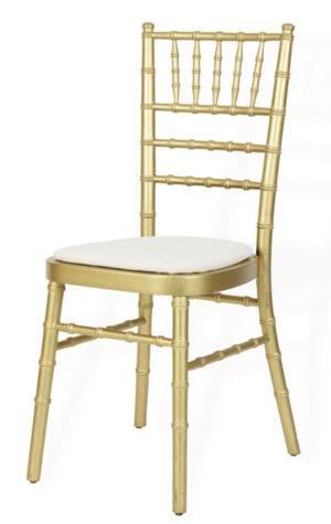 krzesła chiavari szampańskie