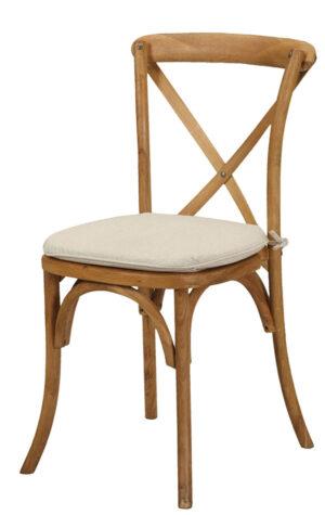 wypożyczalnia krzeseł rustykalnych