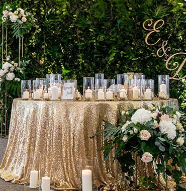 Wypożyczalnia Dekoracji ślubnych App Dekoracje ślubne Dla Ciebie